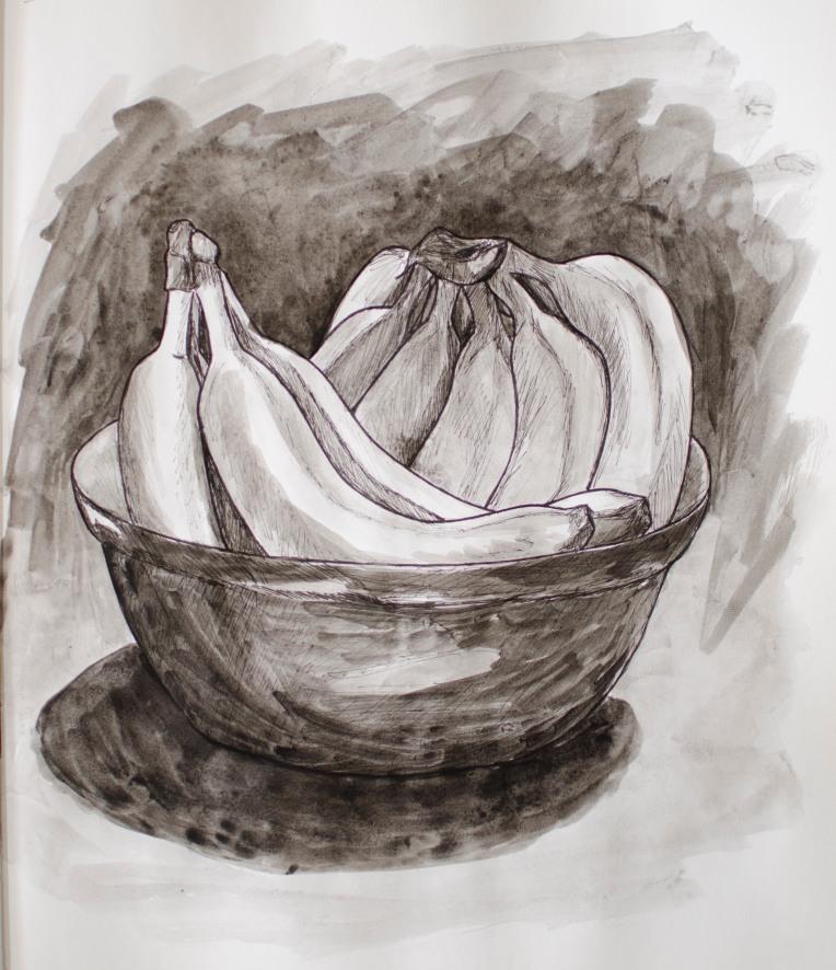 07 Jun 2013 Bowl of Bananas