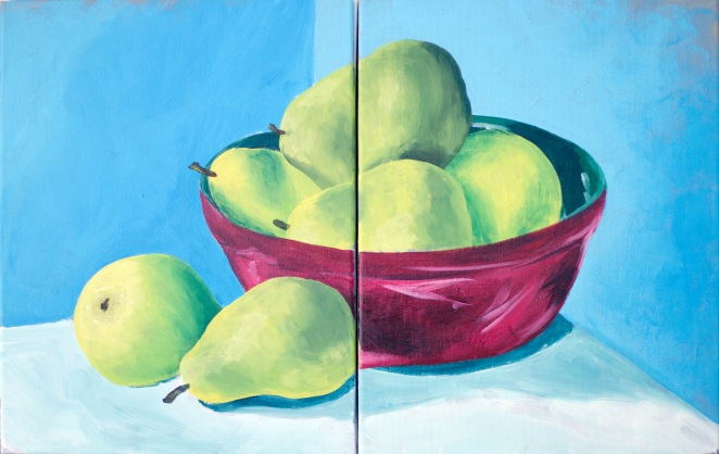 04 Oct 2013 Bowl of Pears