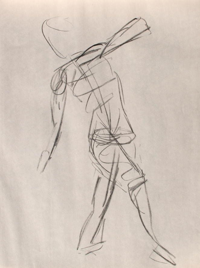 8 Oct 2013 Figure - Gesture Two