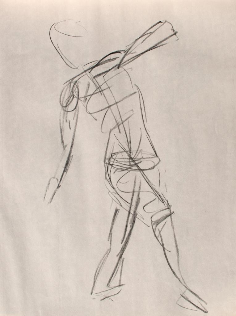8 Oct 2013 Figure - Gesture Two