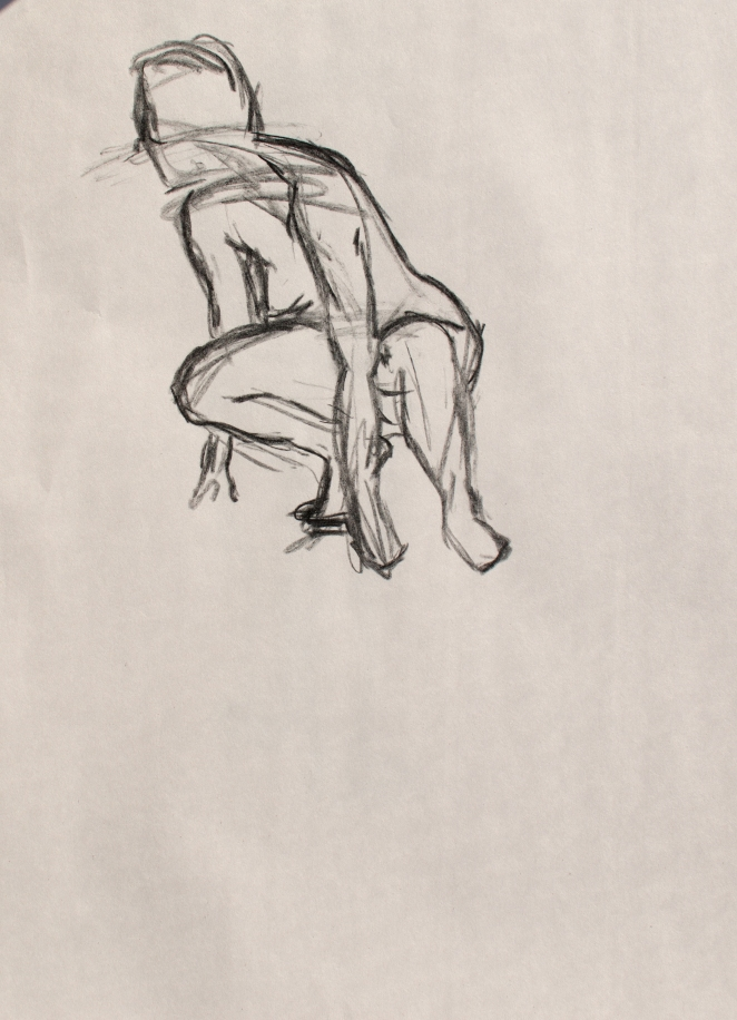8 Oct 2013 Figure - Quick Sketch