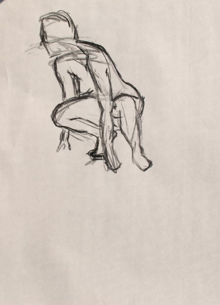 8 Oct 2013 Figure - Quick Sketch