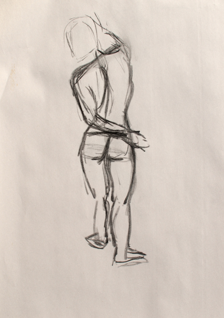 8 Oct 2013 Figure - Sketch One