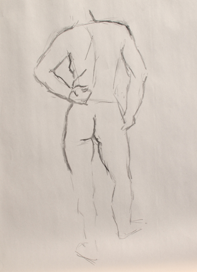 8 Oct 2013 Figure - Sketch Three