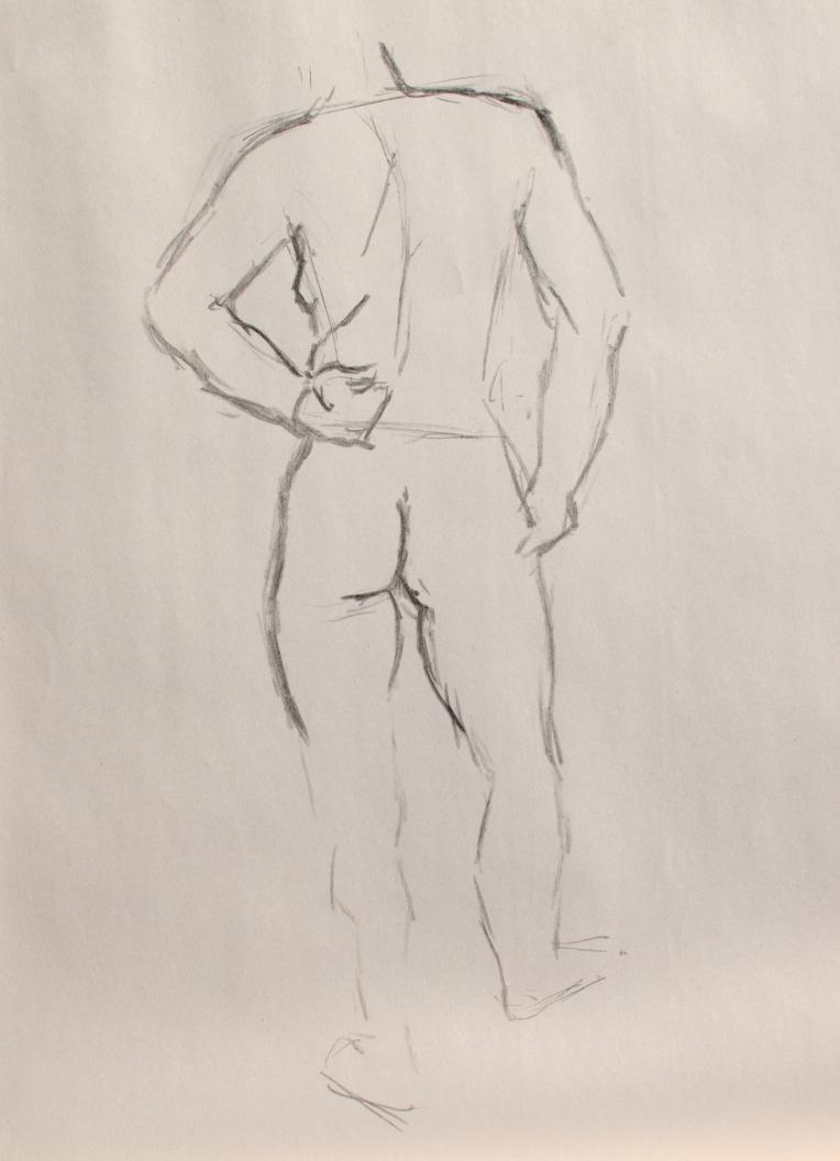 8 Oct 2013 Figure - Sketch Three