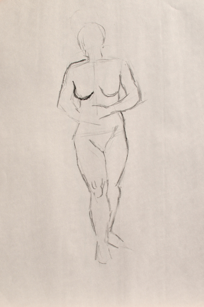 8 Oct 2013 Figure - Sketch Two