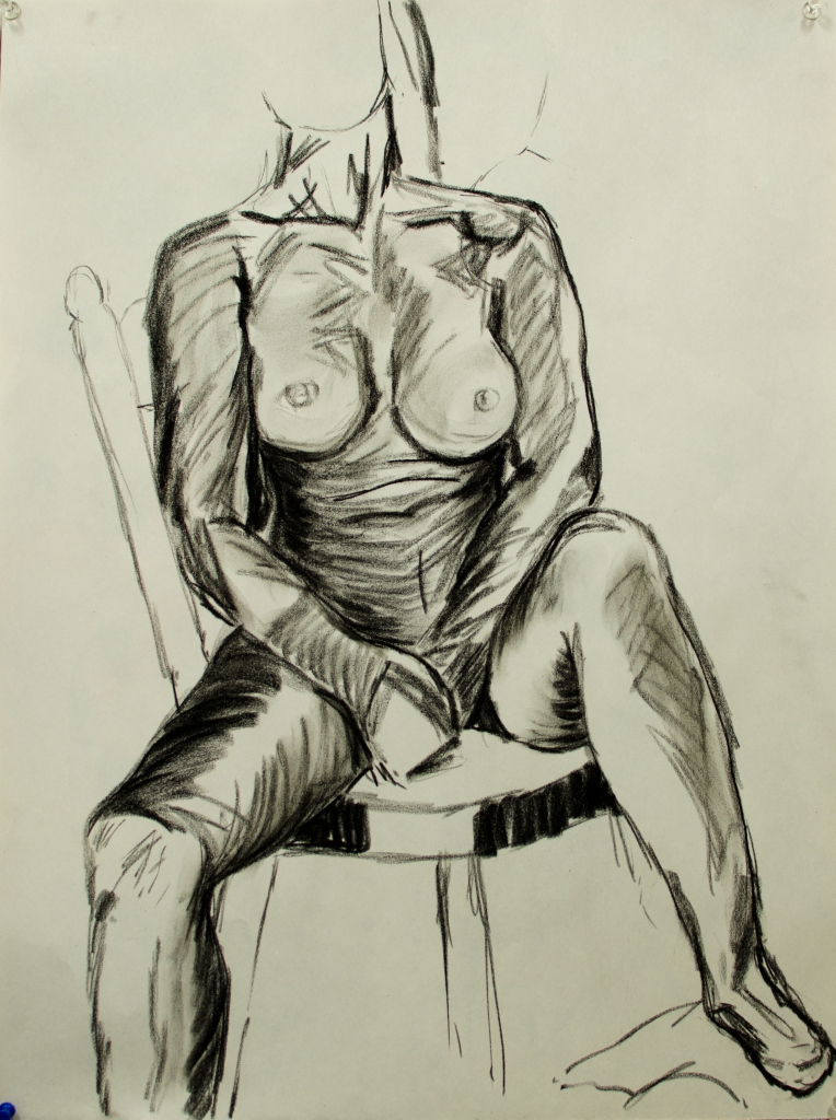 5 Nov 2013 Compressed Charcoal Two