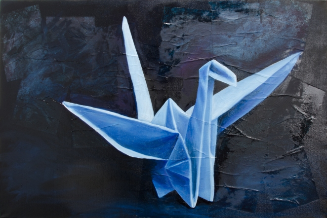 A Crane Called Frank