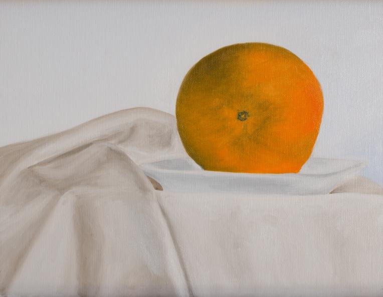 Lone Orange