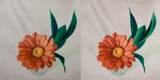 Bellis II WIP and finished