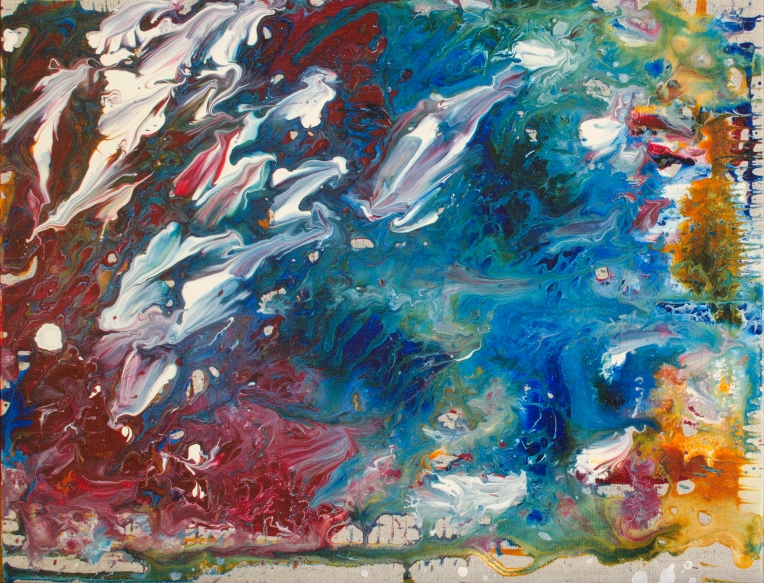 Pour Painting One
