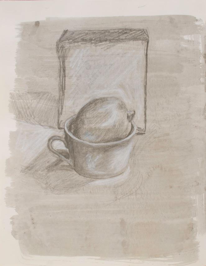 Cup & Lemon 1