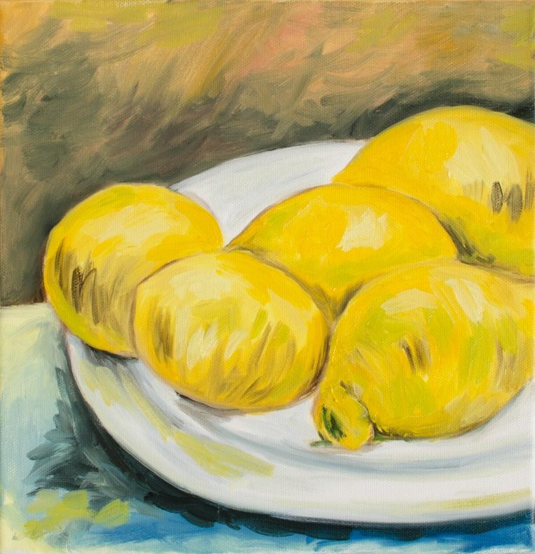 Van Gogh Lemons