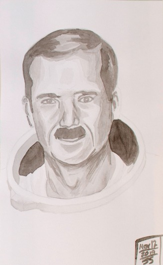 November 12, 2019, Chris Hadfield