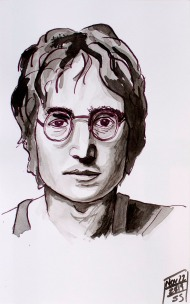 November 22, 2019, John Lennon