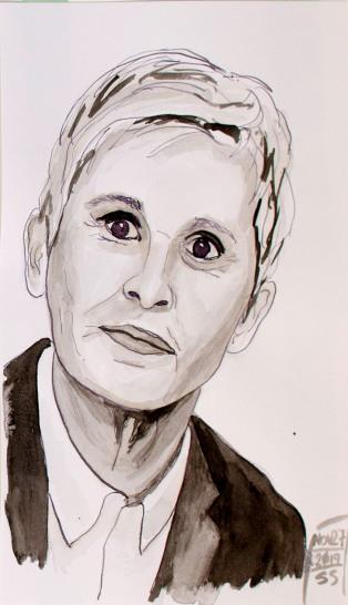 November 27, 2019, Ellen Degeneres